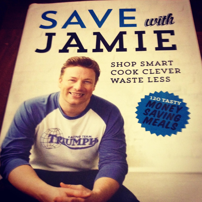 Crítica de AHORRA CON JAMIE (Nuevo libro de Jamie Oliver