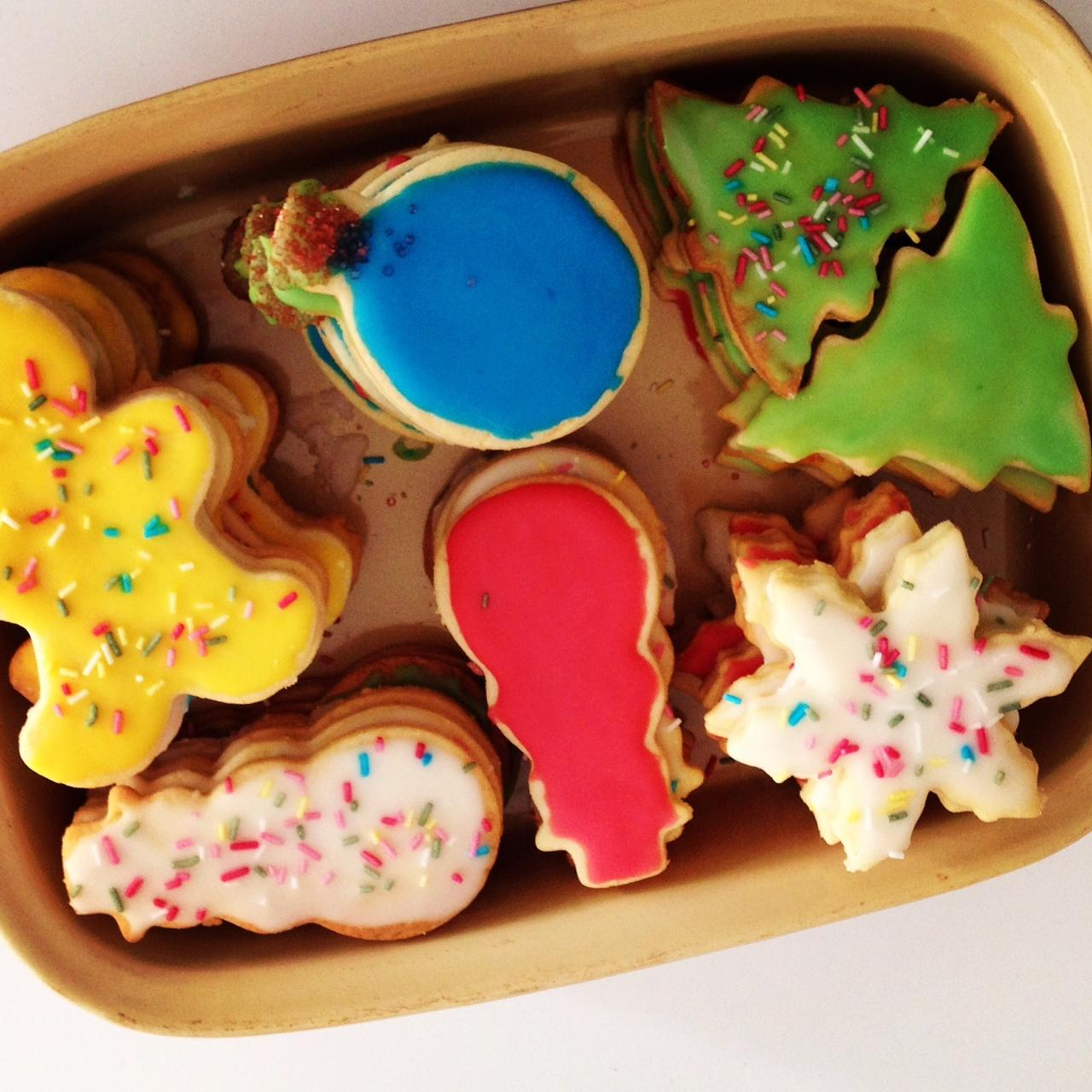 Receta De Galletas Navideñas Decoradas Gourmet Like Me